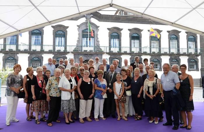 Geminação de cidades Funchal Leichlingen 2016