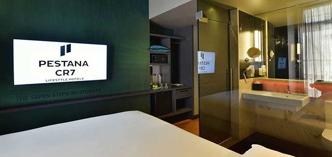 Foto: CR7 Pestana Lifestyle Hotels