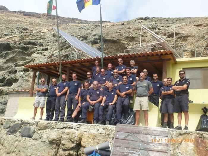 Selvagens Missão Autoridade Marítima Nacional 2