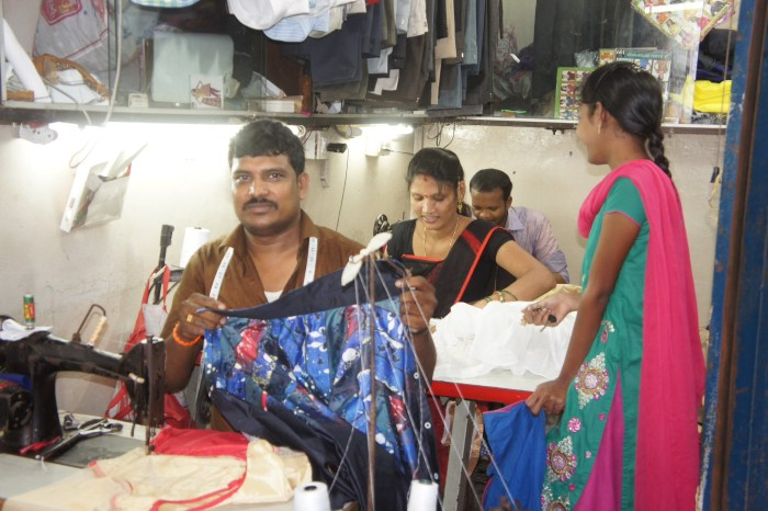 alfaiate índia
