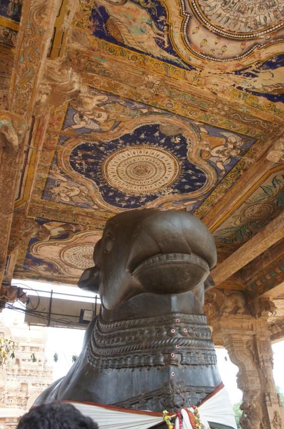 Imagem Mandapa de Nandi
