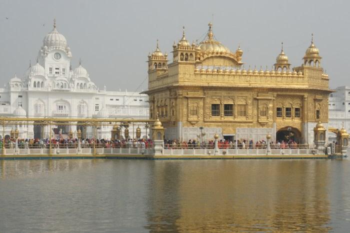 A Meca dos Sikhs