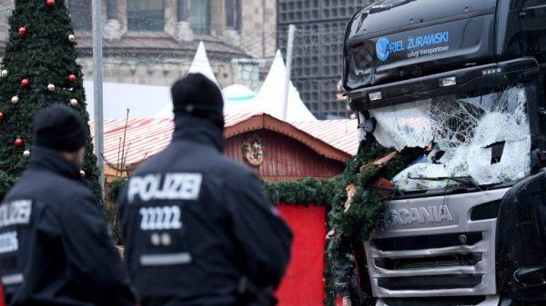 berlim atentado terrorista Alemanha Foto: Britta Pedersen/GPA