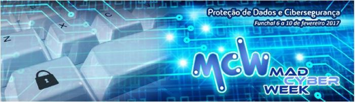 ciber segurança MadCyberWeek2017