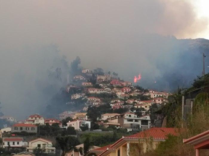 são roque fogo incêndio serra