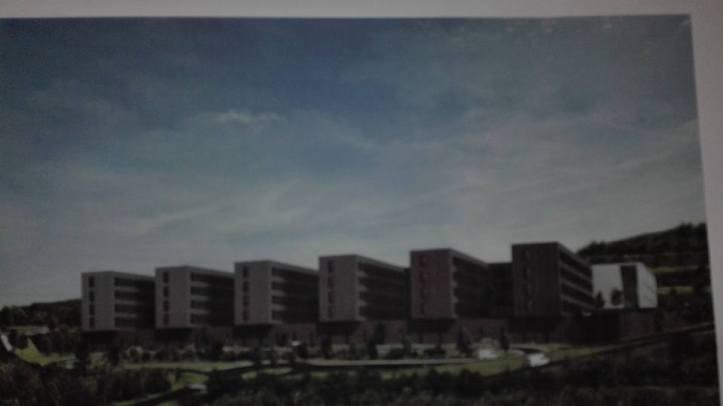 projeto novo hospital santa rita março 2017