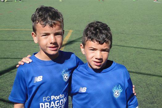 Dragon Force Matias Abreu e Salvador Abreu