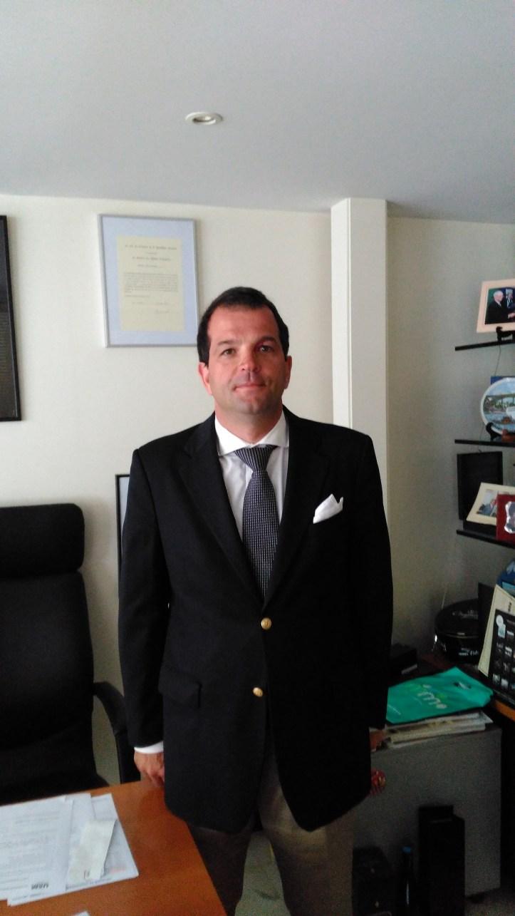 Eduardo Silva consul de França