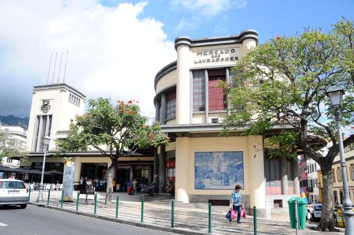 Mercado fachada