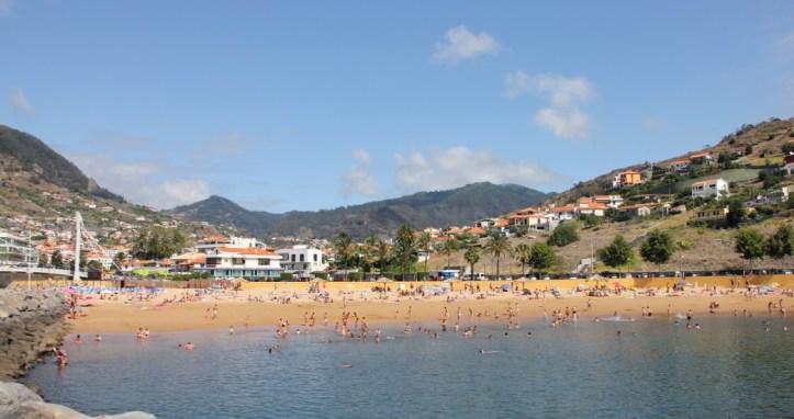 praia Machico