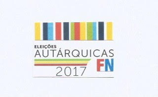 LOGO ELEIÇÕES AUTÁRQUICAS 2017