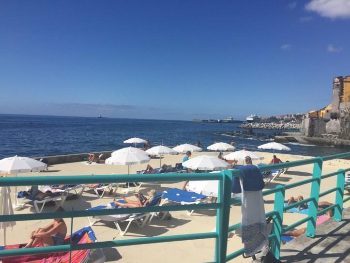 barco praia