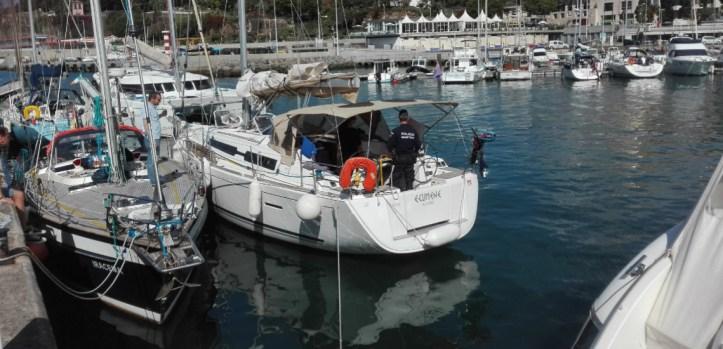 Policia Marítima