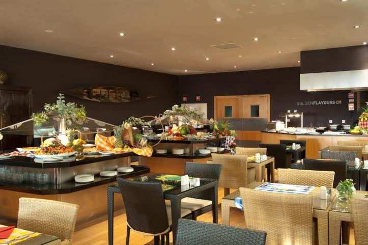 Golden Residence_restaurante