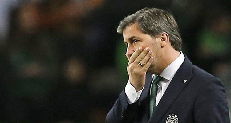 Bruno de Carvalho detido