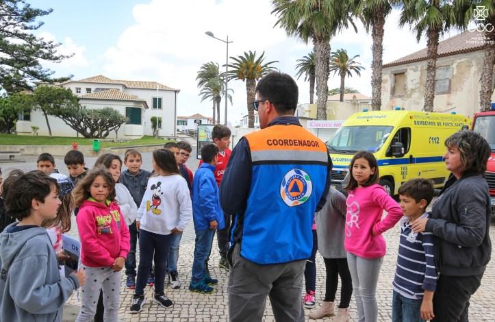 Porto santo Proteção Civil