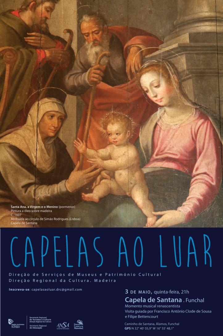 Capelas ao Luar-CAPELASluar_SANTANA_Cartaz01