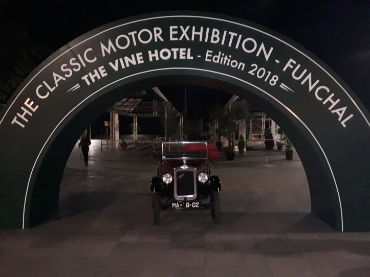 Car classic A