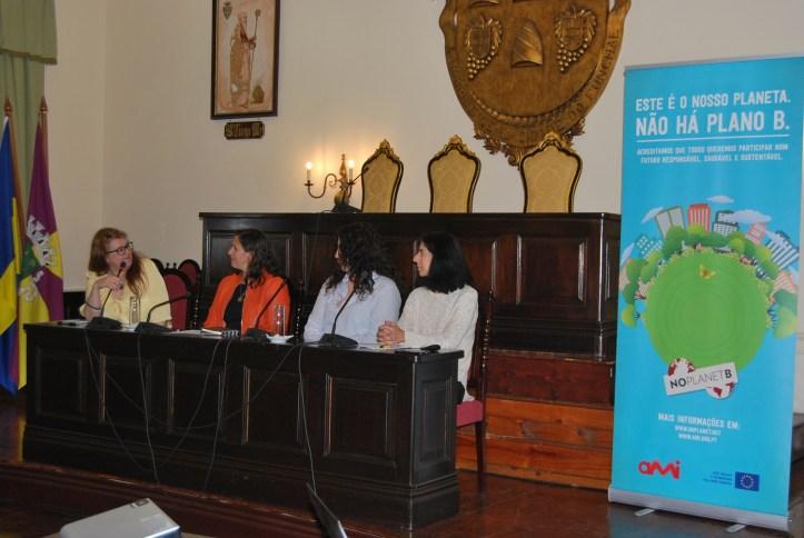 Idalina Perestrelo financiamento ambiental