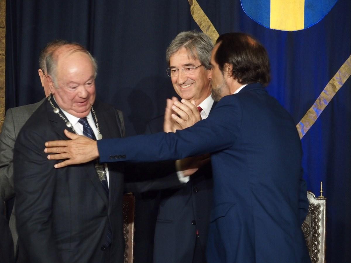 Alberto João Jardim deverá ser o cabeça-de-lista pela Madeira às Europeias de Maio de 2019