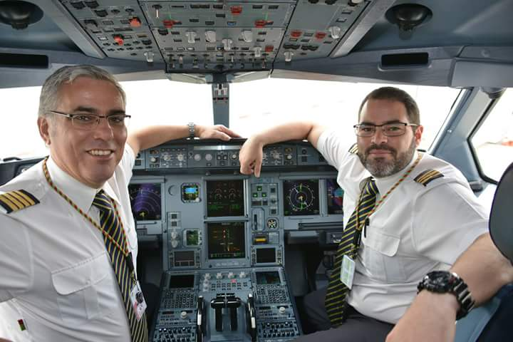 Avião TAP 1