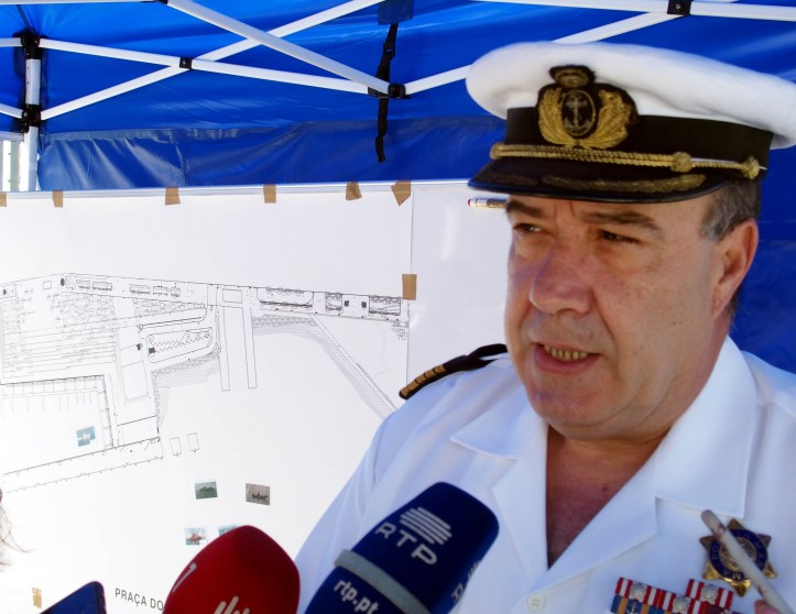 Comandante Naval