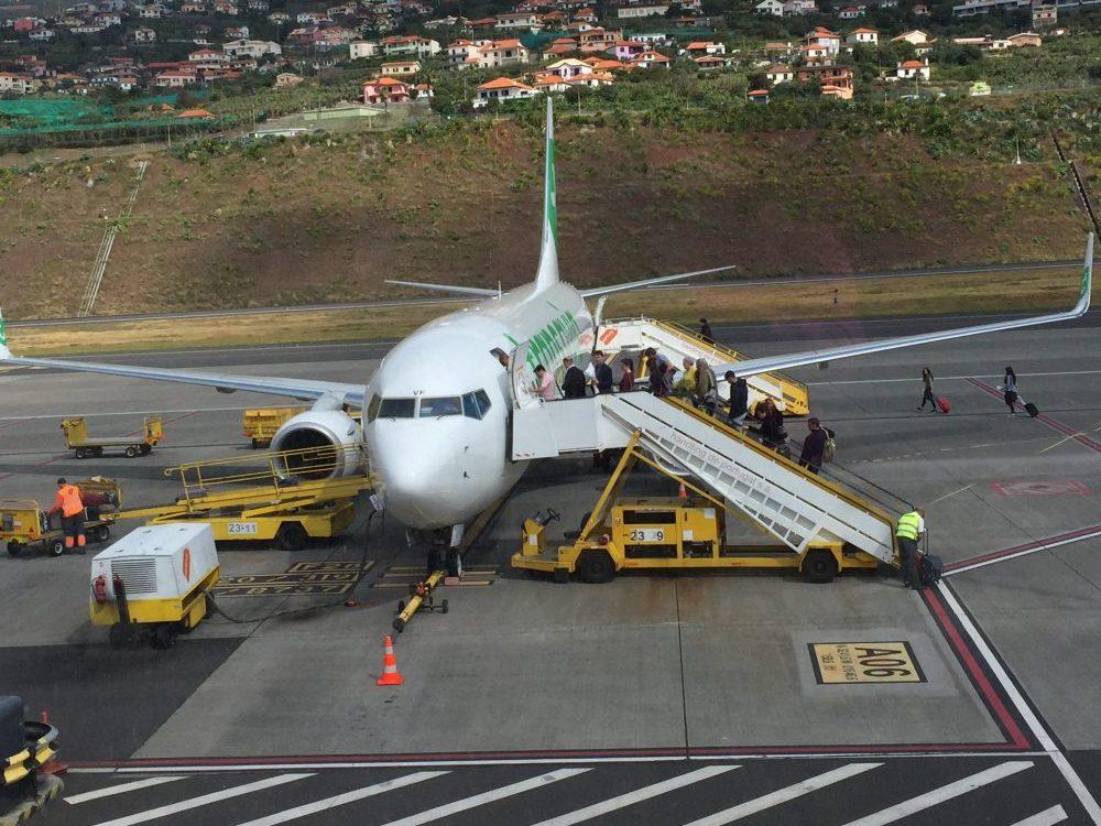 Madeira dá ultimato de um ano para ANAC rever limite de vento no aeroporto Cristiano Ronaldo