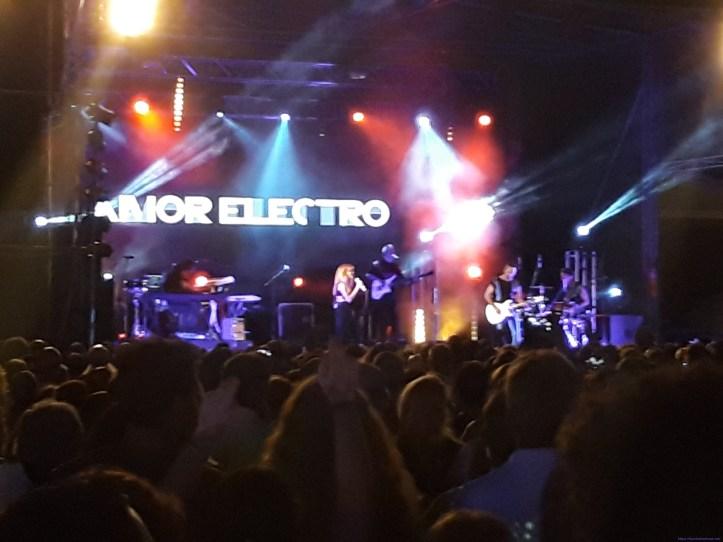 Amor electro F