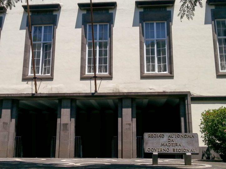 edificio governo regional