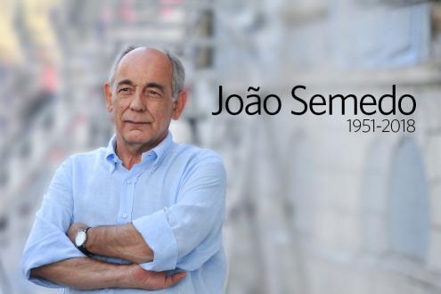 Morreu o ex-coordenador do BE João Semedo