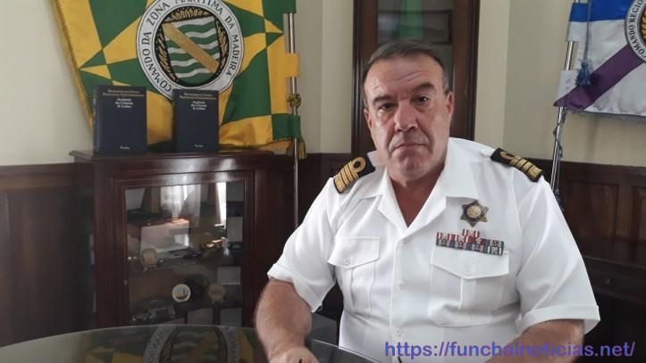 Comandante do Porto A