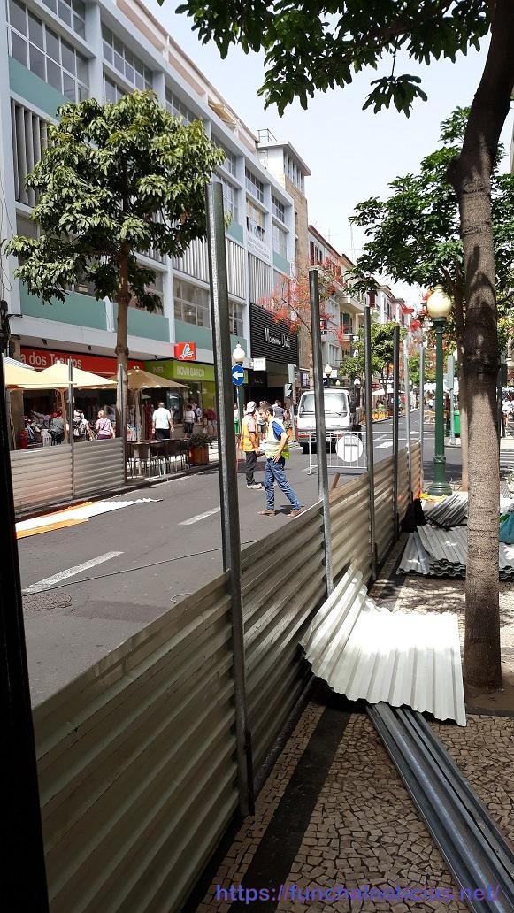 """Intervenção na """"Fernão Ornelas"""" já começou e há mudanças no trânsito"""