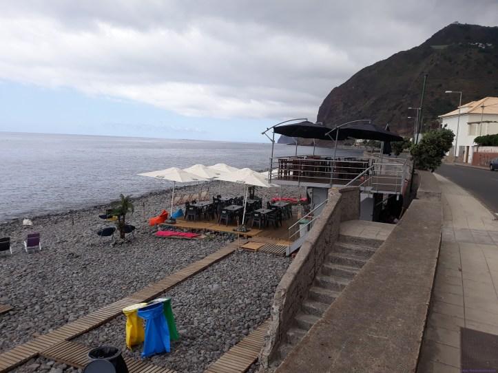 Madalena bar de praia