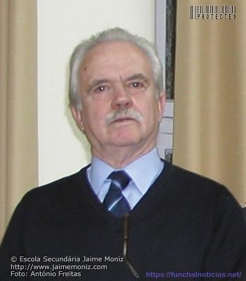 Faleceu em Lisboa o académico madeirense João David Pinto Correia