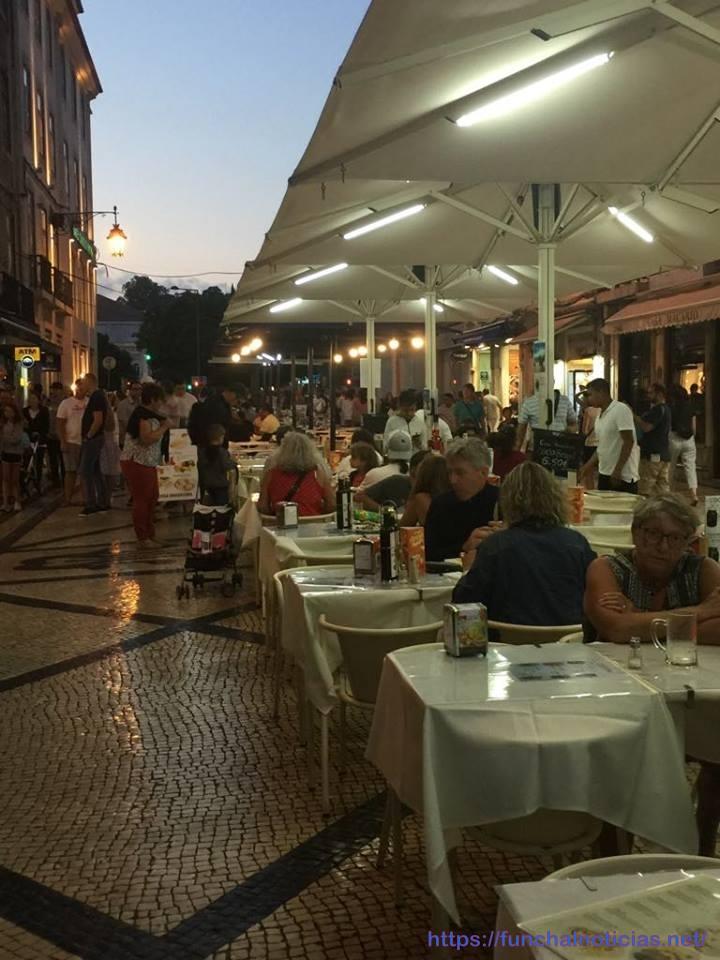 Lisboa foi de férias e o turismo toma conta da capital