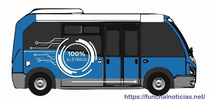 Autocarro eletrico