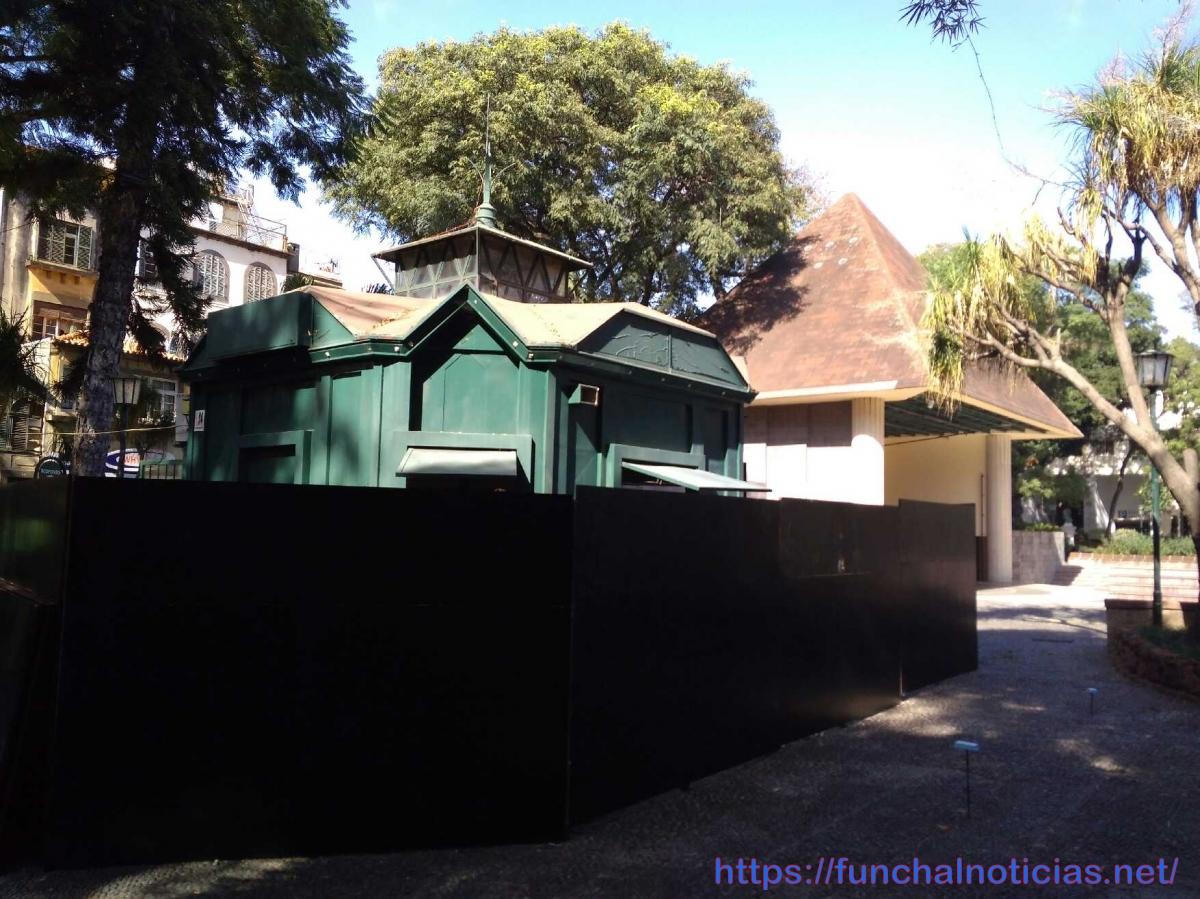 Litígio levou Câmara a tomar posse administrativa do café-esplanada do Jardim Municipal e entregou espaço ao novo concessionário