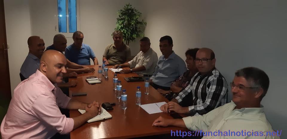 ANAFRE reuniu hoje na Ponta do Sol