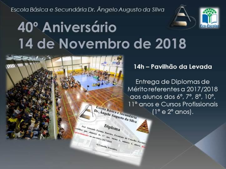 Escola Angelo Augustoaniversario-escola