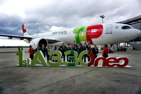 TAP airbus
