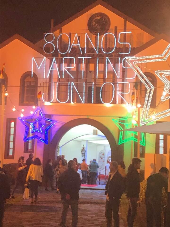 Ribeira Seca em festa nos 80 anos do Pe. Martins Júnior