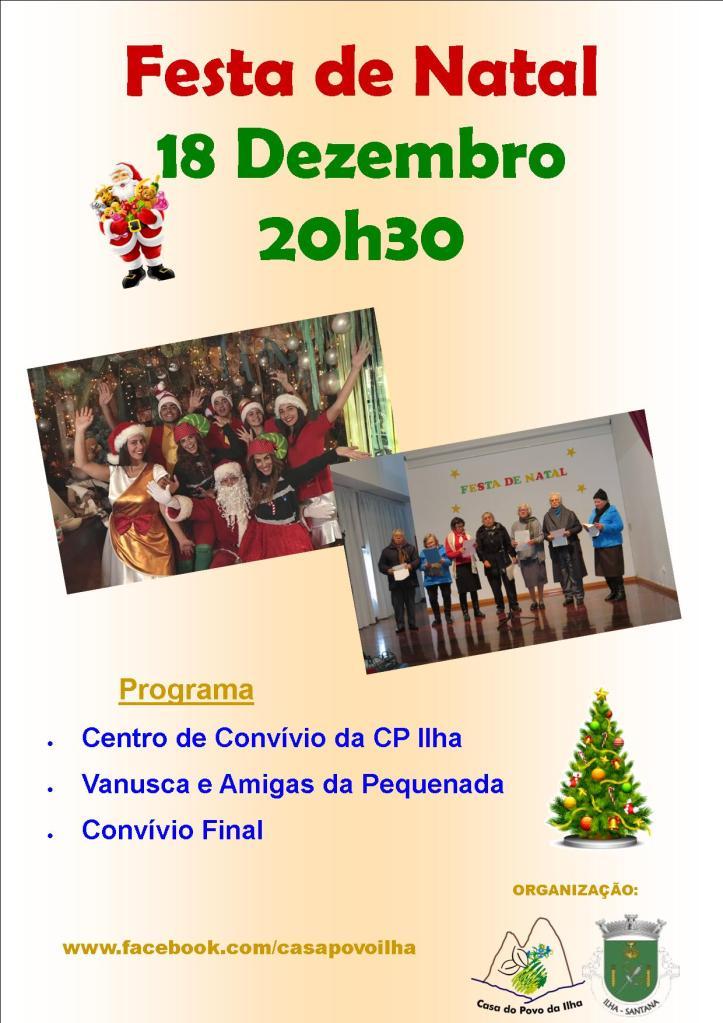 Ilha Natal 2018