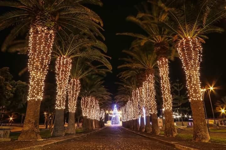 Porto santo natal 2018