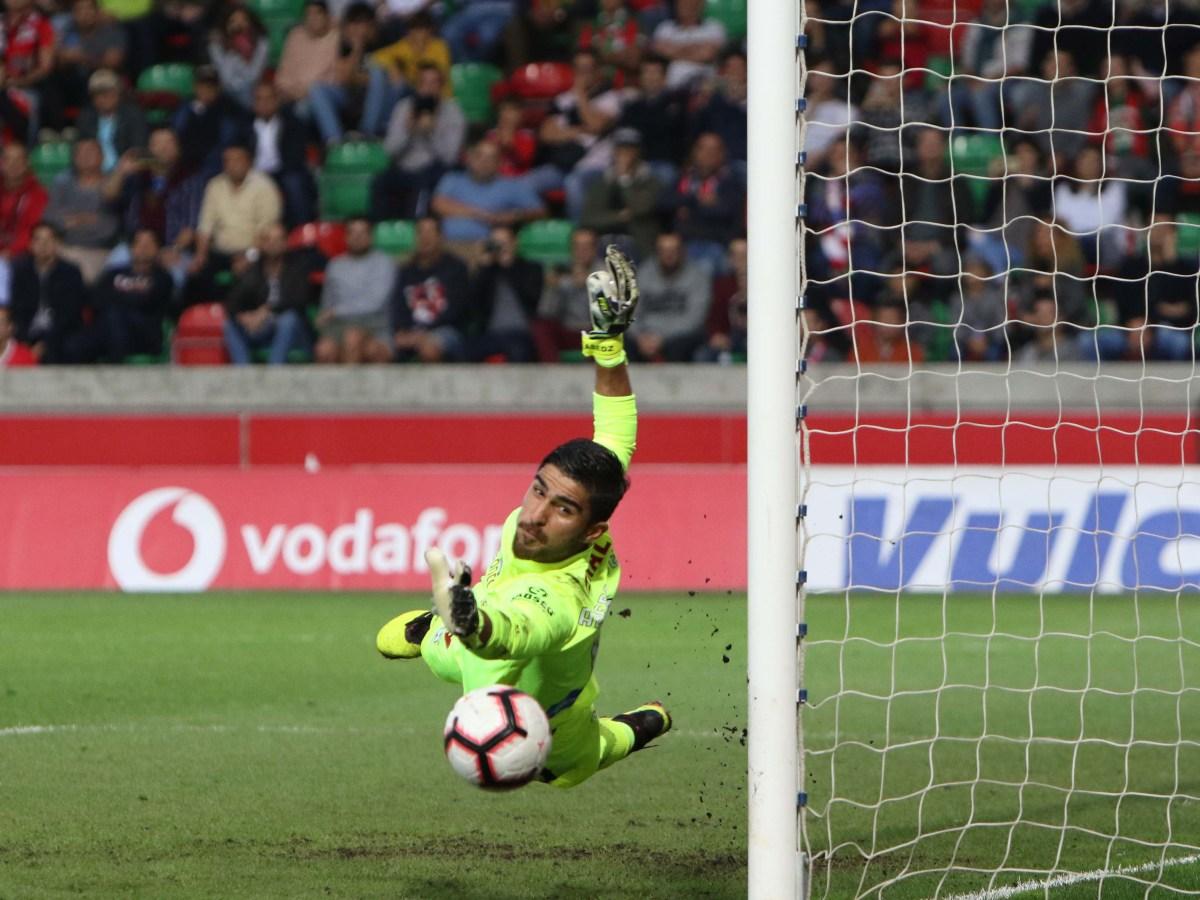 Veja mais fotos do Marítimo-Benfica