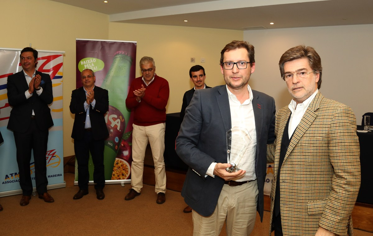 Veja aqui a entrega de prémios de ténis, squash e padel 2018