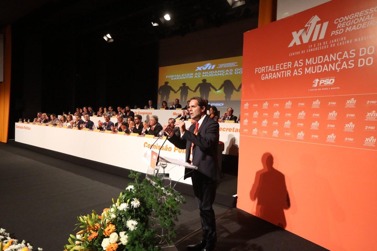Veja o vídeo que foi apresentado na abertura do congresso do PSD-M