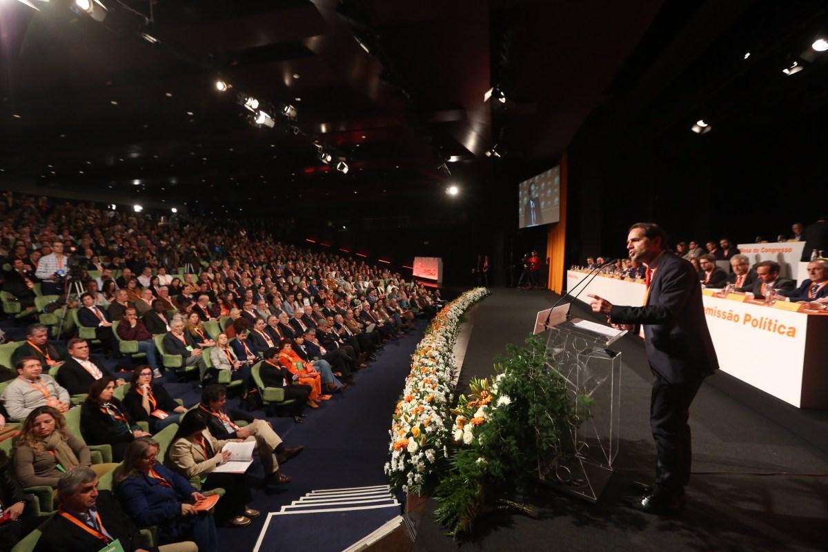 Quem faltou ao congresso do PSD-Madeira?