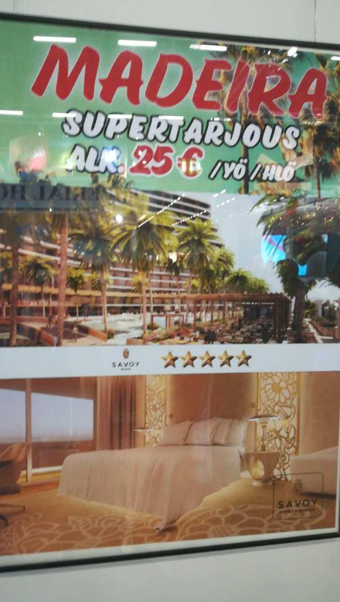 Grupos Savoy e Pestana vendem na Feira de Helsínquia estadias na Madeira a 25 euros por pessoa, por noite, em hotéis de cinco estrelas