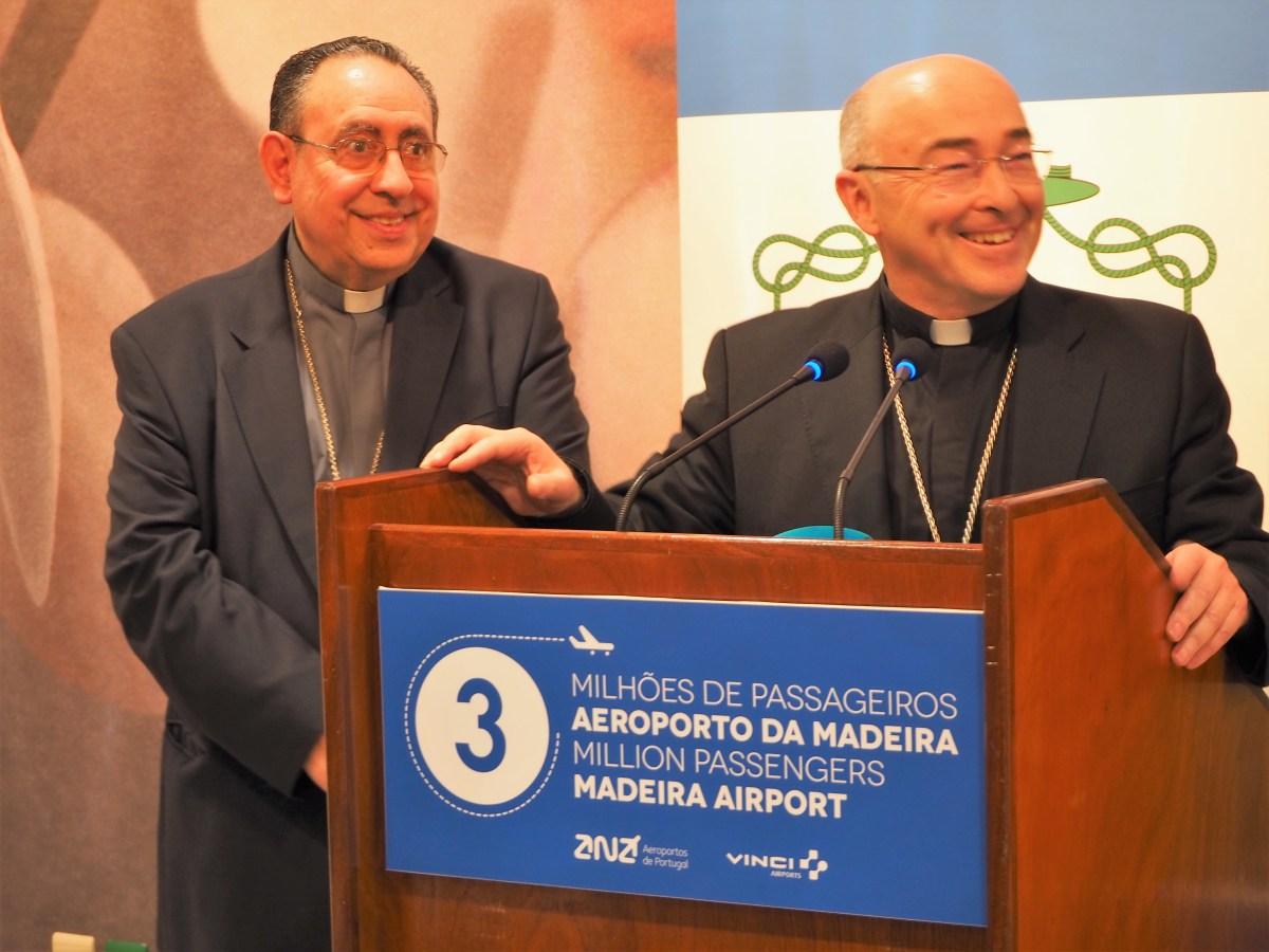 """D. Nuno Brás mostra-se aberto ao diálogo com o padre Martins; mas afirma que não se esforçará por """"ser diferente"""""""