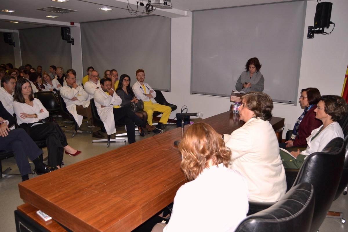 """Somos o Serviço Regional de Saúde, é aqui que estão os melhores, diz Tomásia Alves que espera """"retomar a tranquilidade"""""""